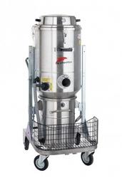 Air Operated Explosion Proof Vacuum Cleaner
