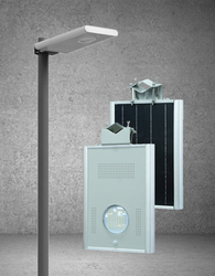 Solar lamp(all in one)-8w
