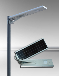 Solar lamp(all in one)-18w