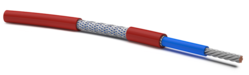 Series Resistance heating cable
