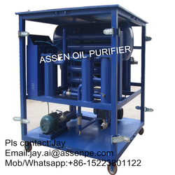 Offer Double stage Transformer Oil Filtration machine