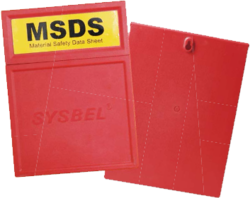 MSDS Document Box