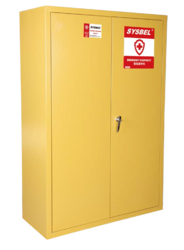 Emergency Equipment Cabinet (PPE Cabinet)