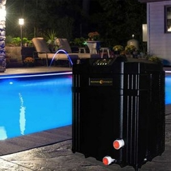 SWIMMING POOL HEAT PUMP SERVICE