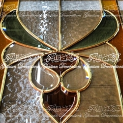 GLASS STAINED & LEADED SUPPLIERS IN SHARJAH