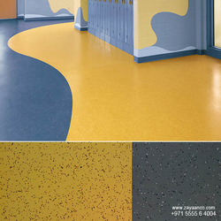 ANTISTATIC VINYL FLOORING FOR HOSPITAL
