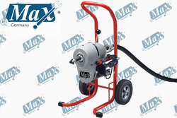 Sectional Sewer Cleaning Machine