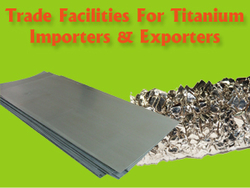 Avail Trade Finance Facilities for Titanium Sheet Importers  ...