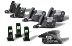 Analog/IP Telephony