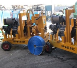 Dewatering Pumps rental in GCC