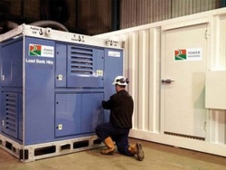 Generator installation and maintenance in GCC