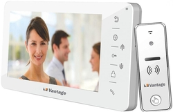 Vantage UK 7 inch Color Video Door Phone (Villa/Apartment) - VM-CS9581K-WE1