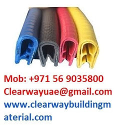 Cable Tray Rubber # Edge Protector # Edge Protector # Door G ...
