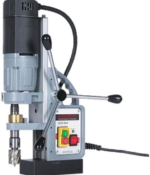Magnetic drilling-threading machine up to ø 100 mm