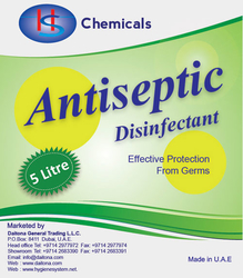 ANTISEPTIC CHEMICALS FOR KILLING GERMS IN UAE