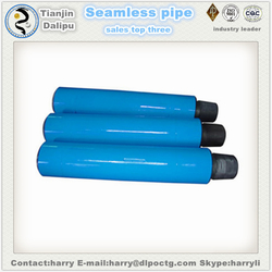 Dalipu hot galvanized steel pipe tube pipe NPT thread