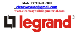 LEGRAND PRODUCTS DEALER IN MUSAFFAH , ABUDHABI , UAE