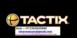 TACTIX PRODUCTS DEALER IN MUSAFFAH , ABUDHABI , UAE