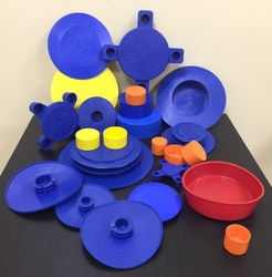 UAE Manufacturer of Plastic End Caps for Pipe