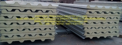 Metalconstruction material,sandwich panels,insulation in BAH ...