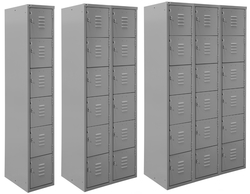 Metal Lockers Manufaturers, Stockists, Suppliers, Dealers in ...