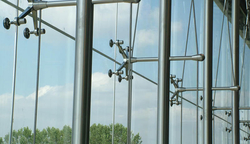 Curtain Wall With Spider Manufacturers, Suppliers, Stockists ...