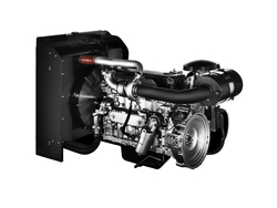 Engines and spare parts