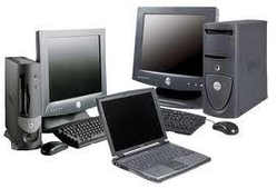 Computers, Laptops and Electronic items