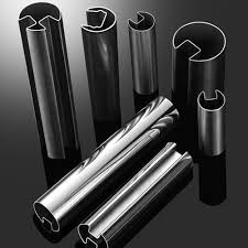Notch Handrail In Stainless Steel for Glass Railing