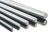Zinc & Black Threaded Bar