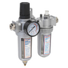 FILTER REGULATOR AND LUBRICATOR