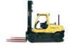 Hyster forklifts in UAE