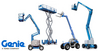 GENIE MOBILE WORK PLATFORMS