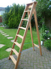 WOODEN LADDER UAE SUPPLIER