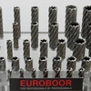 EUROBOOR HSS ANNULAR CUTTERS IMPERIAL SIZES