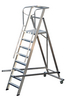 warehouse ladder suppliers in uae
