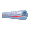 clear Hose Heavy duty red and blue line