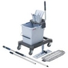 single bucket trolley