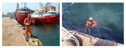 Offshore and Onshore Construction Services from TAHT AL BEHAR MARINE CONT.L.L.C