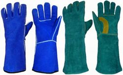 BEST WELDING GLOVES LEATHER WELDING GLOVES from GULF SAFETY EQUIPS TRADING LLC