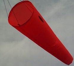 polyster windsocks from GULF SAFETY EQUIPS TRADING LLC