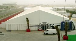 Tents for Events from AL BADDAD INTERNATIONAL