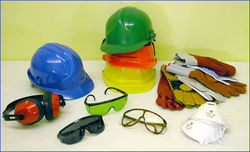 Safety Equipments from SILVERLINE LLC