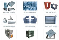 HVAC Ducting Division from CENTURY MECHANICAL SYSTEMS LLC