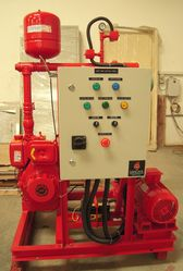 Fire Pump Set from MINOVA FIRE FIGHTING & INDUSTRIAL PRODUCTS MFG.