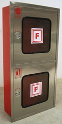 Fire Cabinet from MINOVA FIRE FIGHTING & INDUSTRIAL PRODUCTS MFG.
