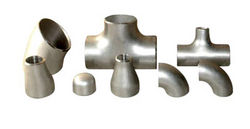 Butt Weld Fittings from SURESH STEEL CENTRE