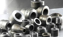 Forged Pipe Fittings from HEAVY STEEL IMPEX