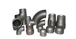 Carbon & Alloy Steel Fittings from STEEL TUBES INDIA