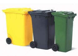 BINS, PLASTIC BINS, SS BINS, STEEL BINS from GSET LLC